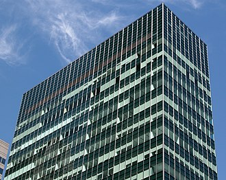 Lever House - Upper stories