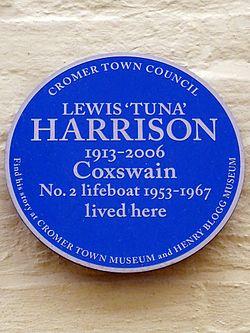 Lewis tuna harrison 1913 2006