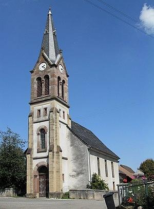 Liebenswiller - Saint Marcus Church