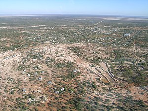 Lightning Ridge, New South Wales - Image: Lightning Ridge 5