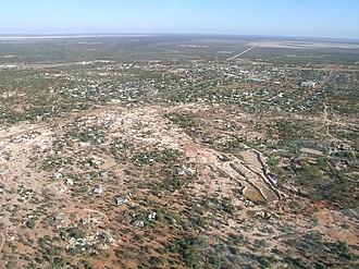 Lightning Ridge, New South Wales - Image: Lightning Ridge 5