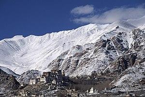 Likir Monastery - Image: Likir Gompa