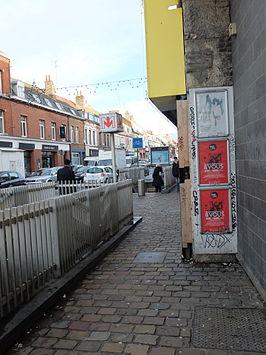 Fives metrostation wikipedia - Station essence porte des postes lille ...