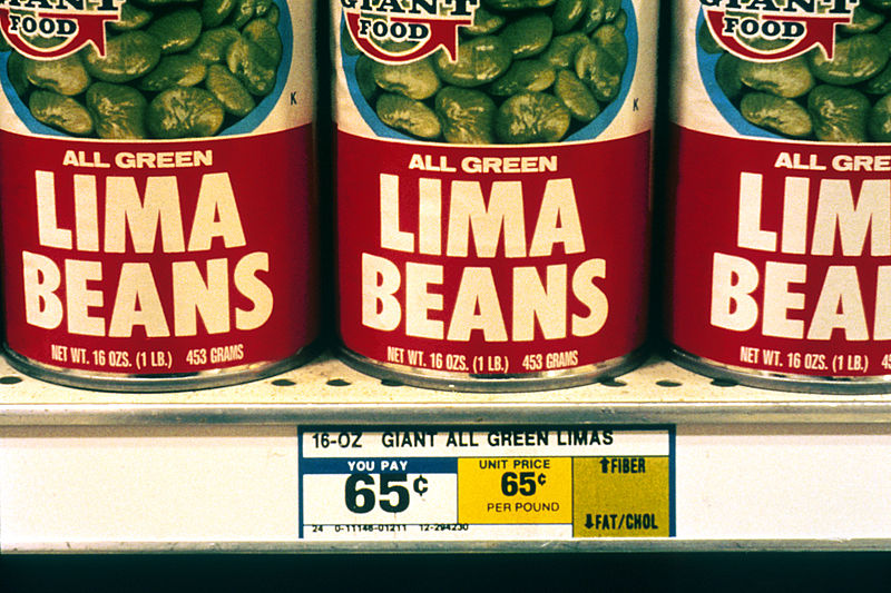 File:Lima bean cans.jpg