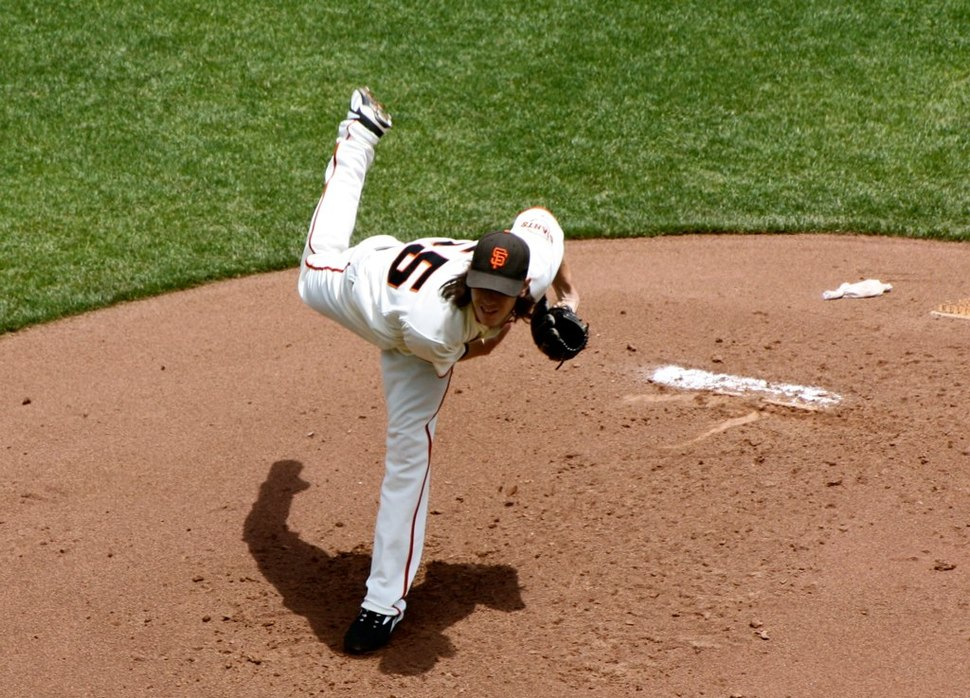 Lincecum pitch