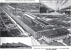 Lincoln motor company plant wikipedia for Ford motor company kansas city mo