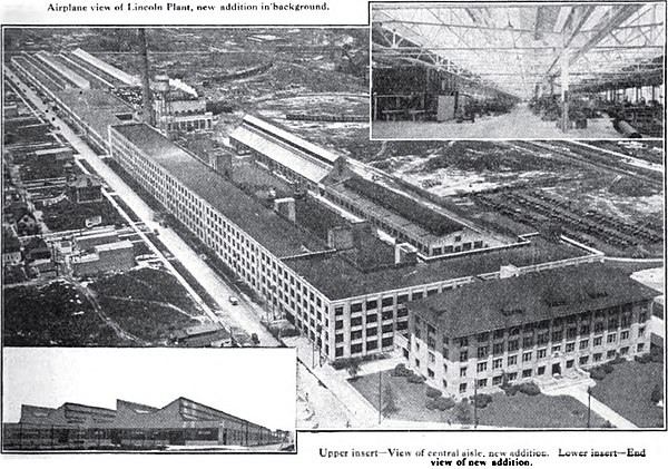 Motor Vehicle Assembly Plants