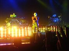 Linkin Park En concert à Prague