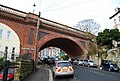 Linton Rd Bridge crosses Braybrooke Terrace - geograph.org.uk - 1189619.jpg