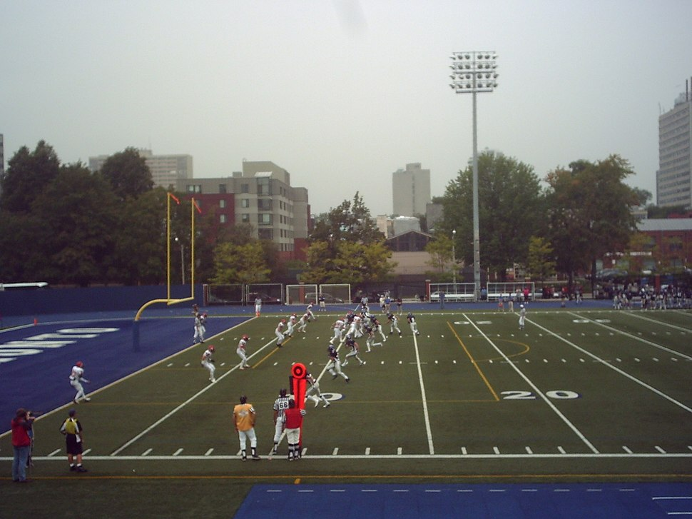 Lions at Varsity Blues 2008