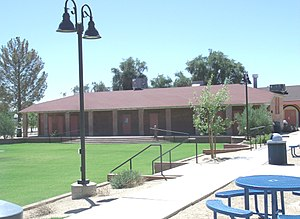Litchfield Park, Arizona - Image: Litchfield Litchfield Elementary School 2 1917