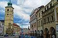 Litomyšl - Smetanovo náměstí - View NW.jpg