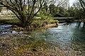 Livenza Fluss 03 in Polcenigo in der Provinz Pordenone, Italien, EU.jpg