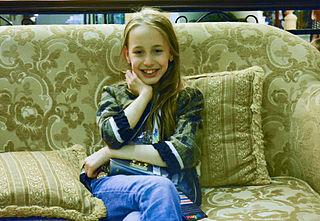 Lizi Pop Georgian child singer