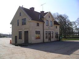 Stationshuset i Lyng