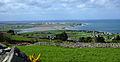 Llandanwg Pensarn Harbour and Shell Island.jpg