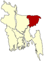 LocMap Bangladesh Sylhet.png