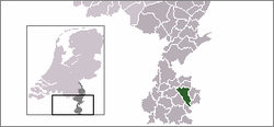 Location of Heerlen