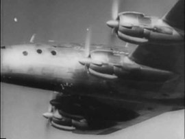 Fájl:Lockheed Constellation Record 1944.ogv