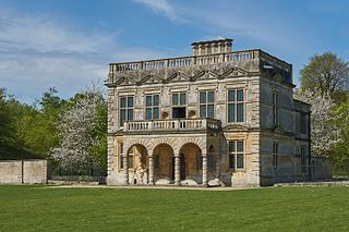 Lodge Park and Sherborne Estate Grade I listed English country house in Cotswold, United Kingdom