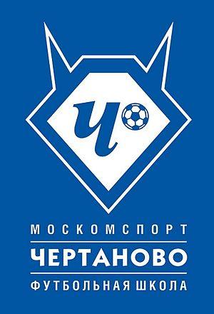 FC Chertanovo Moscow - Image: Logo chertanovo