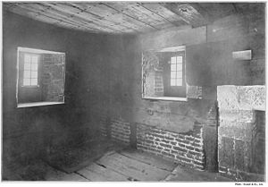 Lollardy - Lollards' prison in Lambeth Palace