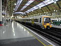 London Victoria station platform 5 look north.JPG
