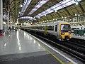 London Victoria station platform 5 look north.JPG