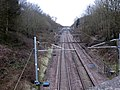 Looking south along the railway - March 2013 - panoramio.jpg