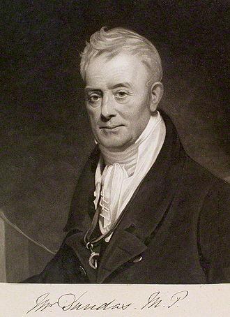 Charles Dundas, 1st Baron Amesbury - Lord Amesbury