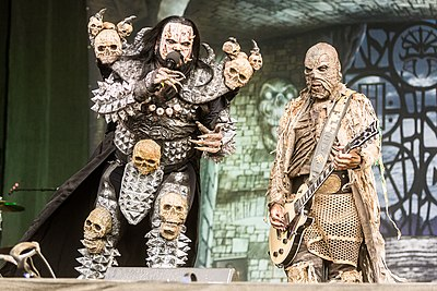 Picture of a band or musician: Lordi