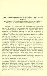 Über die geometrischen Grundlagen der Lorentzgruppe
