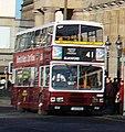 Lothian Buses bus Leyland Olympian Alexander RH, 16 November 2005, route 41.jpg