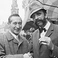 Lou Lap en Hein Fentener van Vlissingen (1965).jpg