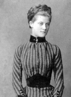 Louise d'Orléans, Princess of Bavaria (1869–1952) - Image: Louise Victoria Alençon
