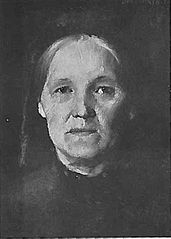Porträt Frau Schwartz