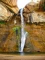 Lower Calf Creek Falls dyeclan.com - panoramio (6).jpg
