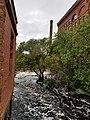 Lower falls mills Neponset River 3 Dorchester Massachusetts.jpg
