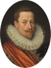 Lucas van Valckenborch - Emperor Matthias as Archduke with baton.png
