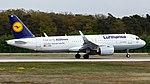 Lufthansa Airbus A320neo (D-AINB) at Frankfurt Airport.jpg