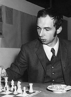 Lubomir Kavalek Czech chess player