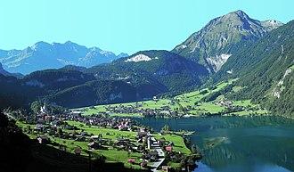 Lungern - Village of Lungern