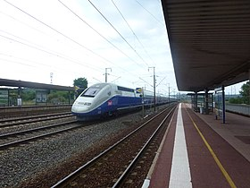 Image illustrative de l'article Gare de Mâcon-Loché-TGV