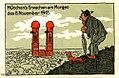 München's Erwachen am Morgen des 8November 1918.jpg