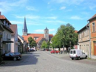 Münnerstadt - Church Maria Magdalena