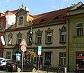Měšťanský dům U kamenného orla, U Celestýnů (Staré Město), Praha 1, Dlouhá 726, Staré Město.JPG