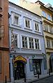 Měšťanský dům U tří duh (Malá Strana), Praha 1, Lázeňská 15, Malá Strana.jpg