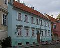 Městský dům (Hradčany), Praha 1, Loretánská 13, Hradčany - druhá část domu s č.o. 179.JPG