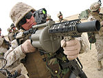 M-32 Grenade Launcher