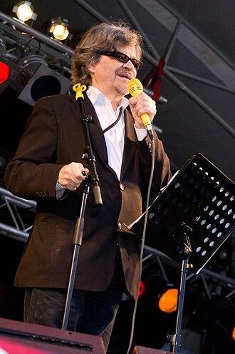 M. A. Numminen - Numminen in 2008